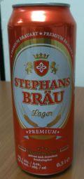Stephans Br�u Premium Lager