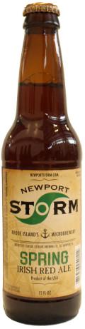 Newport Storm Spring Ale (Irish Red)