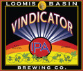 Loomis Basin Vindicator IPA