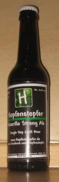 Häffner Bräu Hopfenstopfer Amarillo Strong Ale