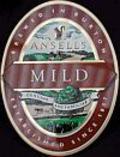 Ansells Mild (Cask) - Mild Ale