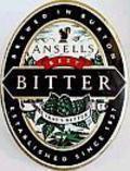 Ansells Bitter / Best Bitter - Bitter