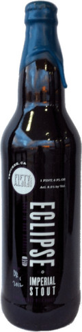 FiftyFifty Imperial Eclipse Stout - Old Fitzgerald Barrel