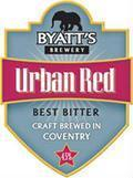 Byatt�s Urban Red - Bitter