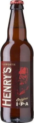 Wadworth Henry�s Original IPA (Bottle)