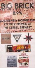 The Kernel Big Brick Red Rye Ale