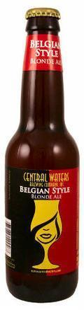 Central Waters Belgian Blonde Ale