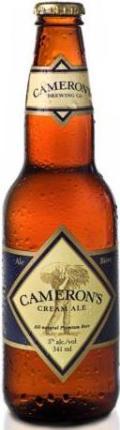 Camerons Cream Ale