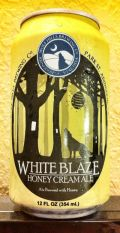 Wolf Hills White Blaze Honey Cream Ale