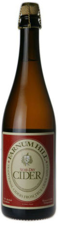 Farnum Hill Semi-Dry Cider