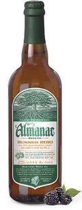Almanac Summer 2010 Vintage Blackberry - Sour/Wild Ale