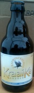 Kraaike Gouden - Belgian Ale