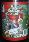 Klein Duimpje Imperial Russian Stout 10.5% - Imperial Stout