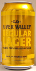 Pine Creek River Valley Regular Lager - Pale Lager