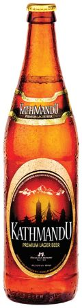 Kathmandu Premium Beer