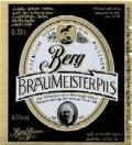 Berg Br�umeister Pils