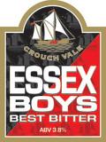 Crouch Vale Essex Boys Best Bitter - Bitter