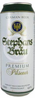 Stephans Br�u Premium Pilsener (Kaufland) - Pilsener