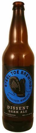 Steel Toe Dissent Dark Ale