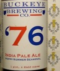 Buckeye 76 India Pale Ale