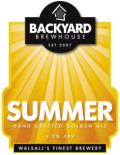 Backyard Summer - Golden Ale/Blond Ale