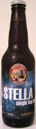 Bridge Road Single Hop IPA: Stella