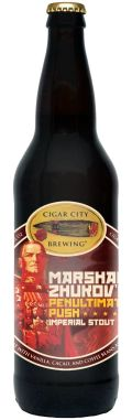 Cigar City Marshal Zhukov's Penultimate Push
