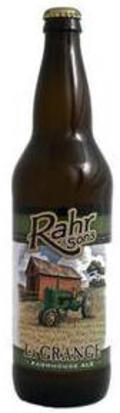 Rahr & Sons Lã Grange