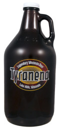 Tyranena Bourbon Barrel-Aged Down �n Dirty Chocolate Oatmeal Stout - Sweet Stout
