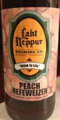 Laht Neppur Peach Hefeweizen