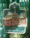 Brodies West End Best (4.0%)