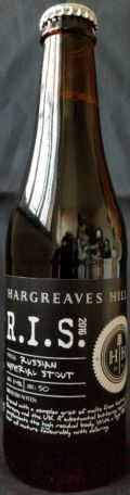 Hargreaves Hill Russian Imperial Stout