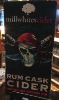 Millwhites Rum Cask Cider