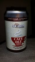 Due South Cafe Ole Espresso Porter