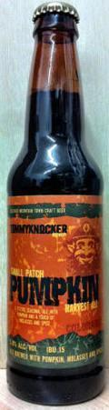 Tommyknocker Small Patch Pumpkin Harvest Ale