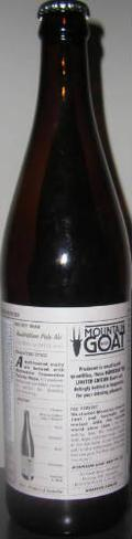 Mountain Goat Australian Pale Ale