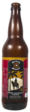 Big Island White Mountain Porter