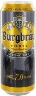 Burgbr�u Forte - Imperial Pils/Strong Pale Lager