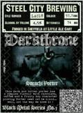 Steel City Darkthrone Sorachi Porter