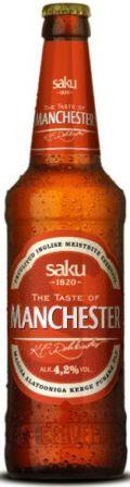 Saku The Taste of Manchester