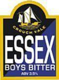 Crouch Vale Essex Boys Bitter (Cask)
