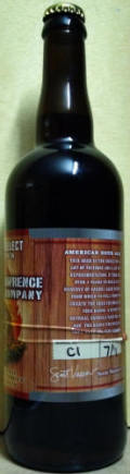 Captain Lawrence Barrel Select Cherry