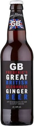 Robinsons GB Frederic�s Great British Alcoholic Ginger Beer