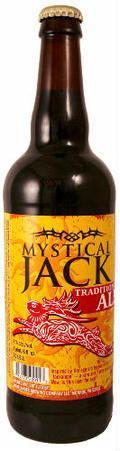 Rhinelander Mystical Jack Traditional Ale