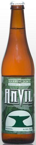 Harringtons Brewer's Selection Anvil Pilsner