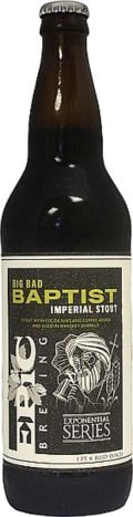 Epic Big Bad Baptist