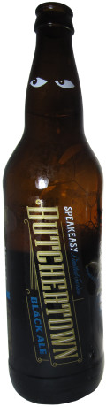Speakeasy Butchertown Black Ale