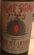 Right Brain Firestarter Chipotle Porter