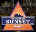 Herok & Howell�s Tantallon Sunset - Bitter