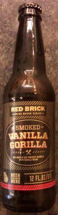 Red Brick Smoked Vanilla Gorilla